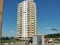 Balashikha, Trubetskaya st, house 108. Apartment house