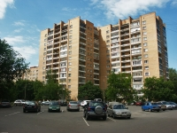 Balashikha, Zarechnaya st, house 15. Apartment house