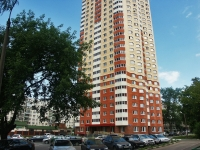 Balashikha, Zarechnaya st, house 17. Apartment house