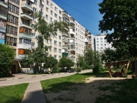 Balashikha, Zarechnaya st, house 18. Apartment house