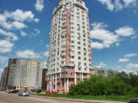 Balashikha, Zarechnaya st, house 22. Apartment house