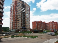 Balashikha, Zarechnaya st, house 33. Apartment house