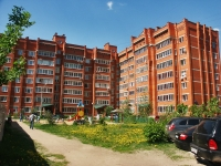 neighbour house: st. Zarechnaya, house 38. Apartment house