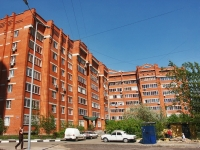 neighbour house: st. Zarechnaya, house 39. Apartment house
