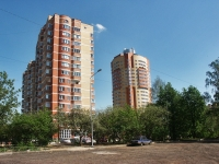 Balashikha, Zarechnaya st, house 41. Apartment house