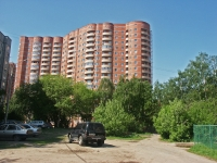 Balashikha, Zarechnaya st, house 43Б. Apartment house
