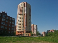 Balashikha, Zarechnaya st, house 43Г. Apartment house