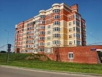 neighbour house: st. Zarechnaya, house 43. Apartment house
