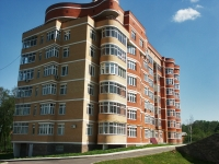 Balashikha, Zarechnaya st, house 44. Apartment house