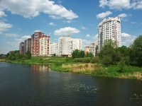 Balashikha, река ПехоркаZarechnaya st, река Пехорка