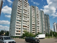 Balashikha, Ob'edineniya st, house 3. Apartment house