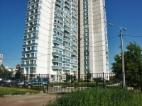 Balashikha, Ob'edineniya st, house 9. Apartment house