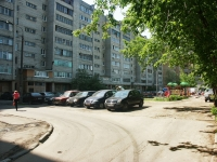 Balashikha, Sverdlov st, house 1. Apartment house