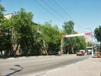 Balashikha, Sverdlov st, house 13. Apartment house