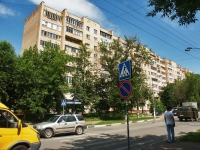 Balashikha, Sverdlov st, house 15. Apartment house