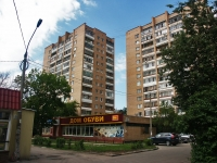Balashikha, Sverdlov st, house 21. Apartment house