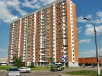 Balashikha, Sverdlov st, house 32. Apartment house
