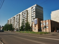 Balashikha, Sverdlov st, house 37. Apartment house