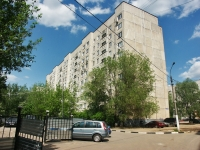Balashikha, Sverdlov st, house 39. Apartment house