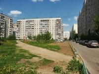 Balashikha, Sverdlov st, house 43. Apartment house
