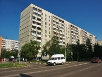 neighbour house: st. Sverdlov, house 43. Apartment house