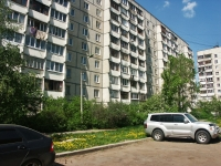 Balashikha, Sverdlov st, house 45. Apartment house