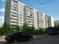 Balashikha, Sverdlov st, house 51. Apartment house