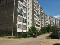 Balashikha, Sverdlov st, house 55. Apartment house
