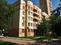 Balashikha, Kudakovsky st, house 10. Apartment house