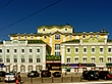 Commercial buildings of Volokolamsk