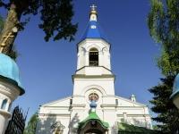 Волоколамск, храм Рождества Богородицы, улица Возмище, дом 14