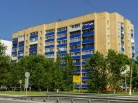 Волоколамск, Рижское шоссе, дом 31. многоквартирный дом