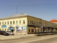 Волоколамск, площадь Октябрьская, дом 2. многофункциональное здание