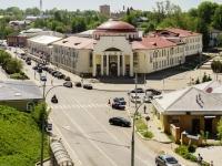 Волоколамск, Октябрьская пл,