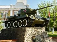 Волоколамск, Панфилова ул, памятник