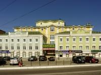 Волоколамск, улица Революционная, дом 3. офисное здание