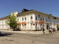 Волоколамск, улица Советская, дом 3. многофункциональное здание