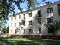 Voskresensk, Andres st, house 1. Apartment house