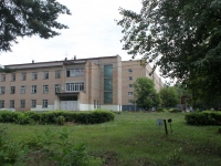 Voskresensk, Bolnichny alley, house 1. hospital