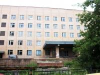 Voskresensk, Bolnichny alley, house 3 к.1. hospital