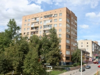 Voskresensk, Doktorov st, house 2. Apartment house