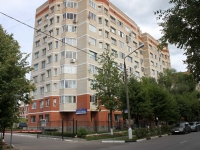 Voskresensk, Doktorov st, house 12А. Apartment house