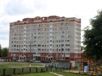 neighbour house: st. Doktorov, house 12А. Apartment house