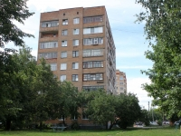 Voskresensk, Doktorov st, house 12. Apartment house