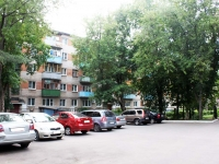 Voskresensk, Kolin st, house 15. Apartment house