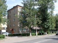 Voskresensk, Mendeleev st, house 12. Apartment house