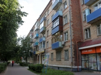 Voskresensk, Mendeleev st, house 15. Apartment house