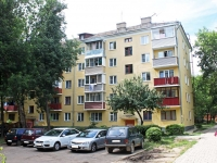 Voskresensk, Mendeleev st, house 18. Apartment house
