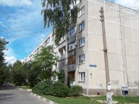 Voskresensk, Kagan st, house 2. Apartment house