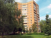 Voskresensk, Kagan st, house 6. Apartment house